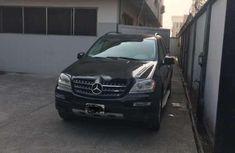 Almost brand new Mercedes-Benz ML350 Petrol 2010