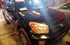 Toyota RAV4 2005 Black for sale