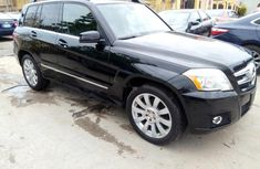 Mercedes-Benz GLK 2012 Petrol Automatic Black for sale