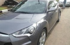Almost brand new Hyundai Veloster Petrol 2014
