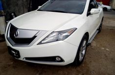 2010 Acura ZDX Automatic Petrol well maintained