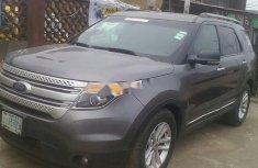 Ford Explorer 2012 Petrol Automatic Grey/Silver