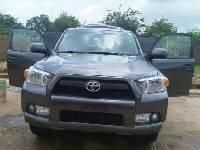 Almost brand new Toyota 4-Runner Petrol 2013