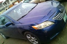 Toyota Camry 2010 Blue For Sell