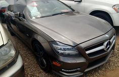Mercedes-Benz CLS 2012 Gray for sale
