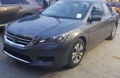 Almost brand new Honda Accord Petrol 2015