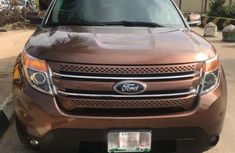 Ford Explorer 2011 Petrol Automatic Brown for sale
