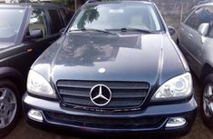 Mercedes-Benz ML 320 2003 Petrol Automatic