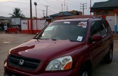 2005 Honda Pilot Automatic Petrol well maintained