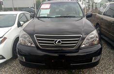 Lexus GX 2008 Black For Sale