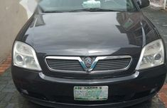 Opel Vectra 2008 Black for sale