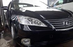 Lexus ES 2010 Black for sale