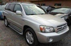 Toyota Highlander 2005 For Sale