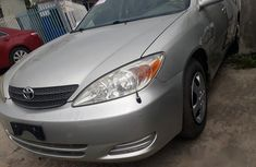 Tokunbo Toyota Camry 2003 Silver