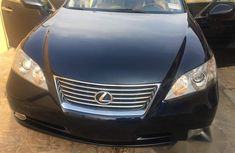 Lexus Es 350 2008 Blue for sale