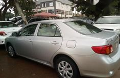 Toyota Corolla 2009 Silver for sale