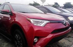 2017 Toyota RAV4 Automatic Petrol well maintained