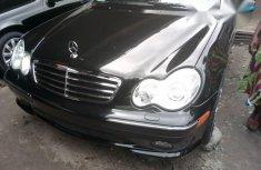 Mercedes Benz C230 2005 Black for sale