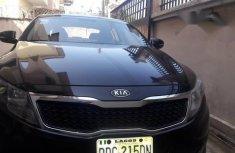 Naija Used Kia Optima 2013 Black For Sale!