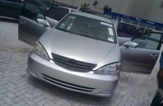 Tokunbo Toyota Camry LE Ash 2003 Silver
