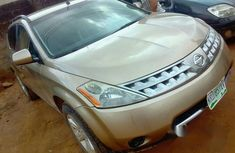 Nissan Murano 2007 Gold for sale