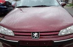 Peugeot 406 2008 Red for sale