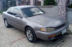 Clean Firstbody Toyota Camry 1997 Gray
