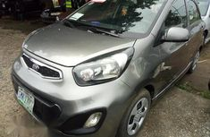 Kia Picanto 2013 Gray for sale