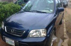 Honda CR-V 2001 Blue for sale