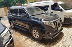Toyota Land Cruiser Prado 2014 Black for sale