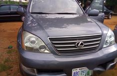 Super Clean Lexus Gx470 2005 Gray