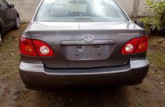 2007 Toyota Corolla sport for sale
