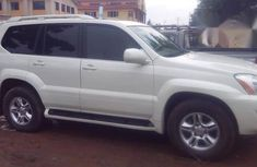 Clean Lexus GX 2005 White for sale