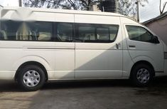 Brand New Toyota Hiace 2017 White for sale