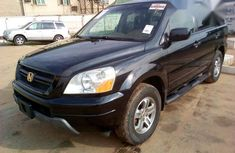 Honda Pilot 2005 Black for sale