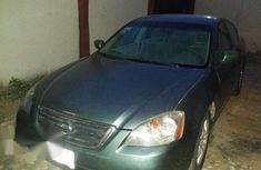 Nissan Altima 2003 Green for sale