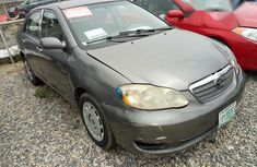 Affordable Toyota Corolla 2006 Gray For Sale