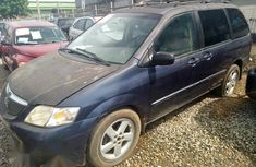 Mazda MVP 2005 Blue For Sale