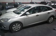 Ford Focus 2014 Gray For Sale for sale