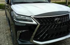 Brand New Lexus LX 2018 Black