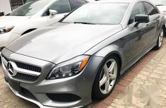 Mercedes-Benz CLS 550 2015 Silver for sale