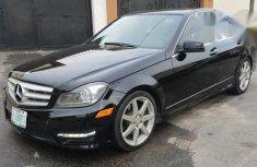 Registered Mercedes Benz C300 2013 Black