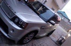 Land Rover Range Rover Sport 2008 Silver