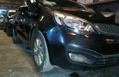 Very Clean Kia Rio 2013 Black for sale