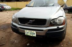 Volvo Xc 90 2006 Silver for sale