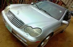 Mercedes-Benz C320 2001 Silver for sale