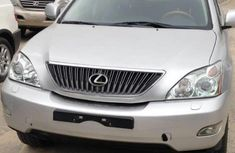 Lexus RX 350 2009 Silver for sale