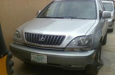 Used Lesus Rx300 2001 Silver for sale