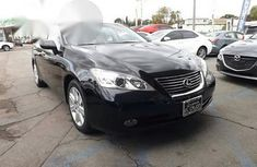 Lexus ES350 2008 Black for sale