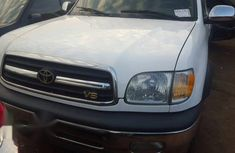 Toyota Tacoma 2002 White for sale